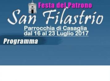 Festa di San Filastrio