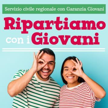 Servizio civile regionale con Garanzia Giovani
